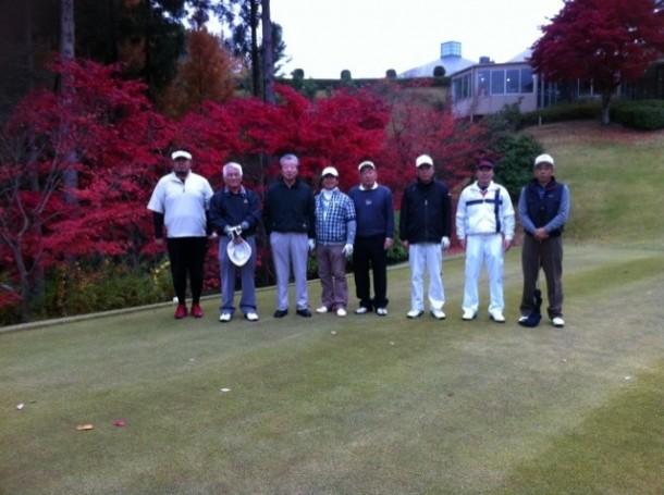 ゴルフ部大阪遠征